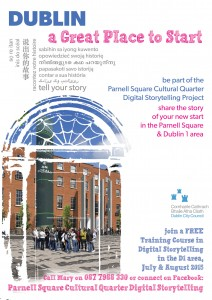 Digital-Storytelling-parnell-square-poster